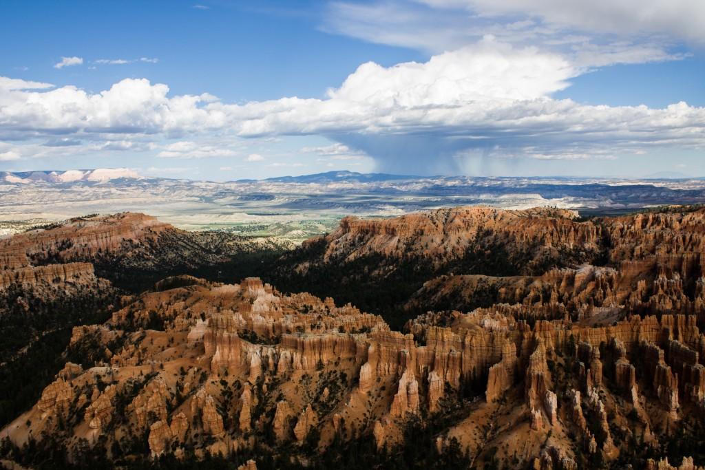 Bryce Vanyon, Utah