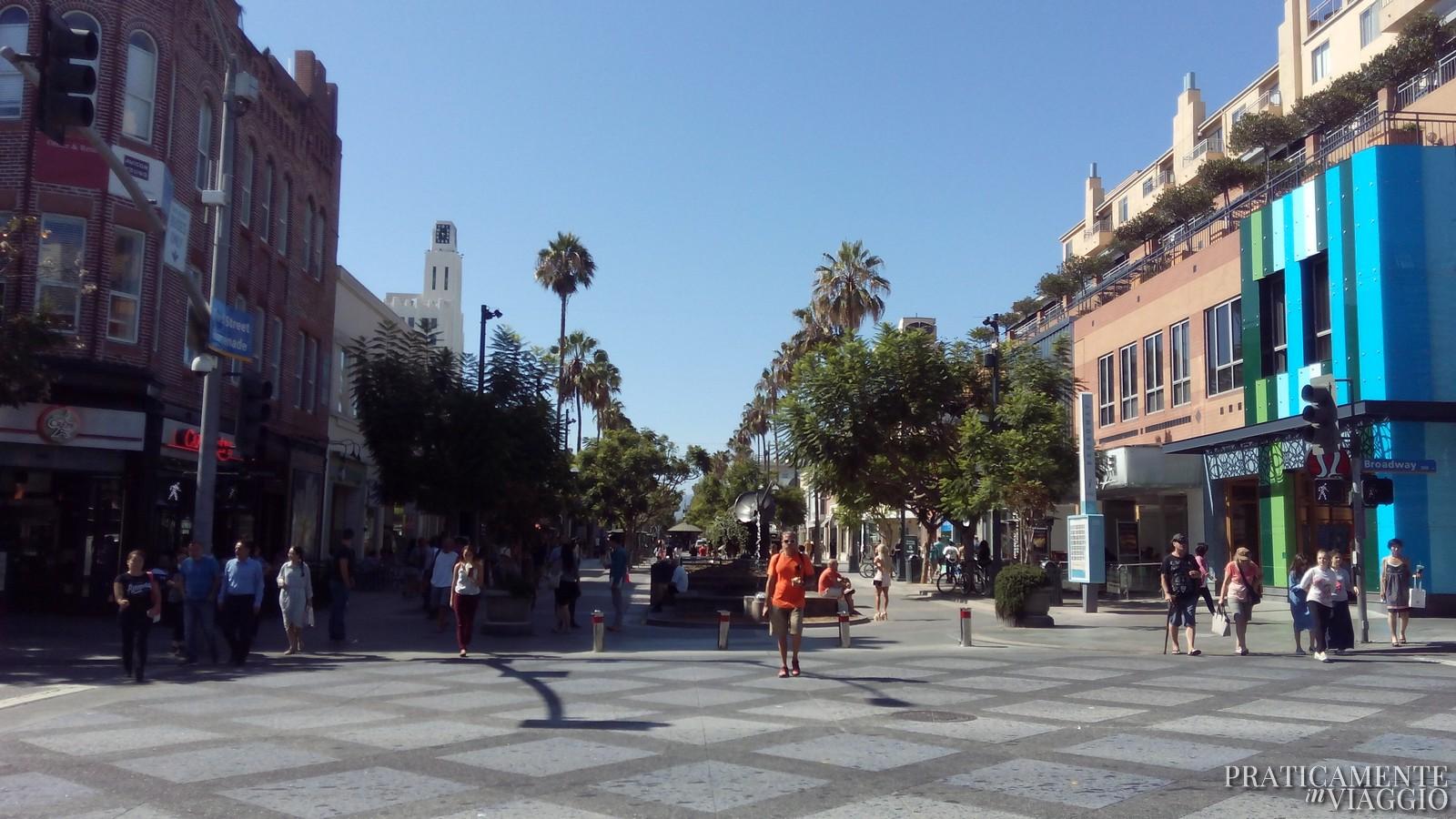 third promenade santa monica