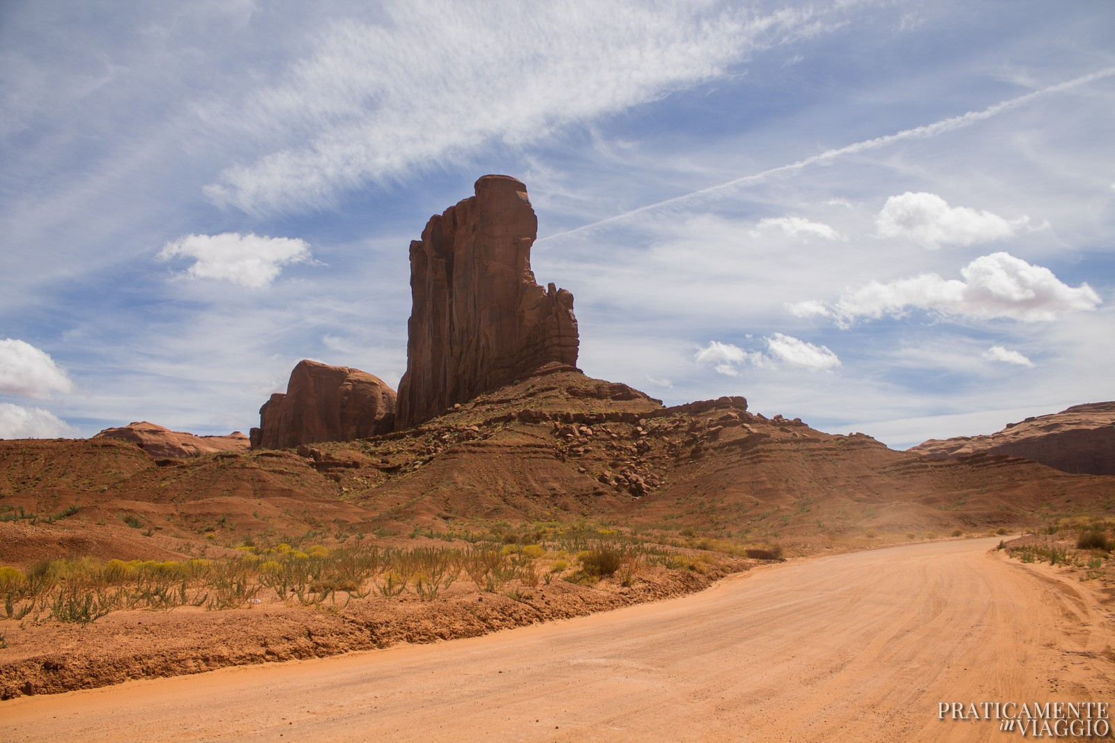 Monument Valley elephant