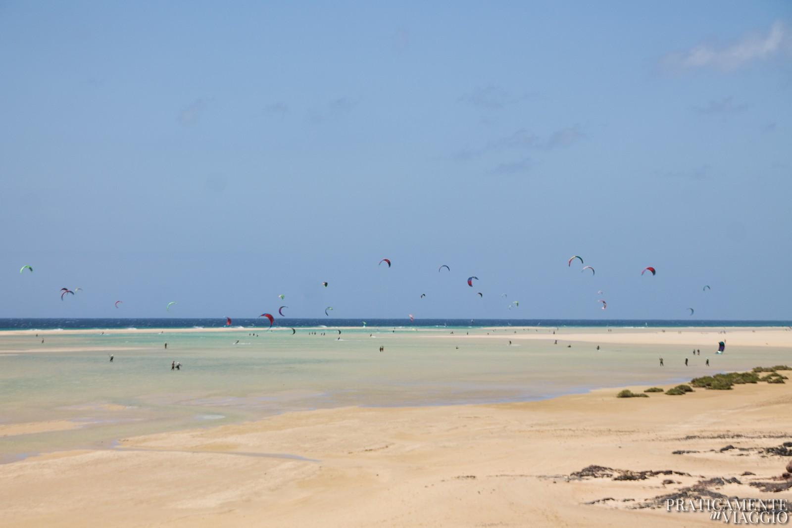 Laguna di Sotavento Fuerteventura