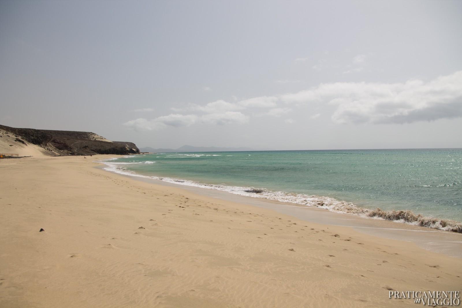 Playa de Mal Nombre Fuerteventura spiagge