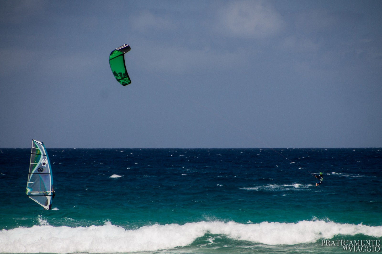 Windsurf a Fuerteventura