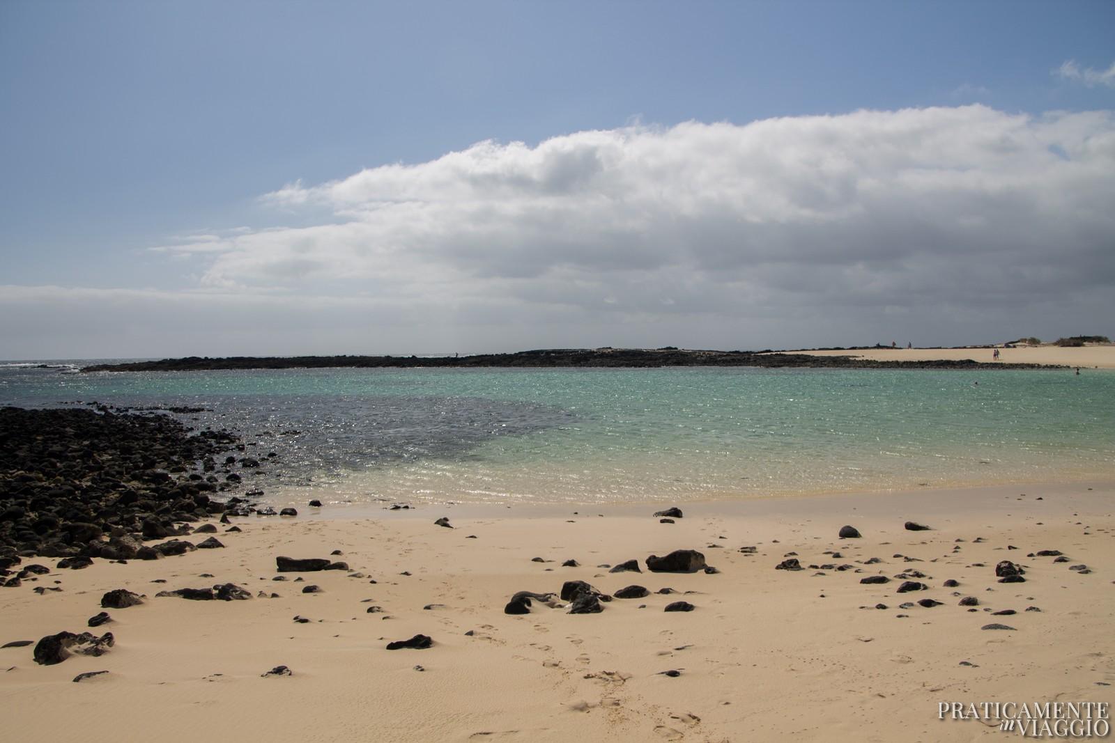 Spiagge Fuerteventura Lagunas cotillo