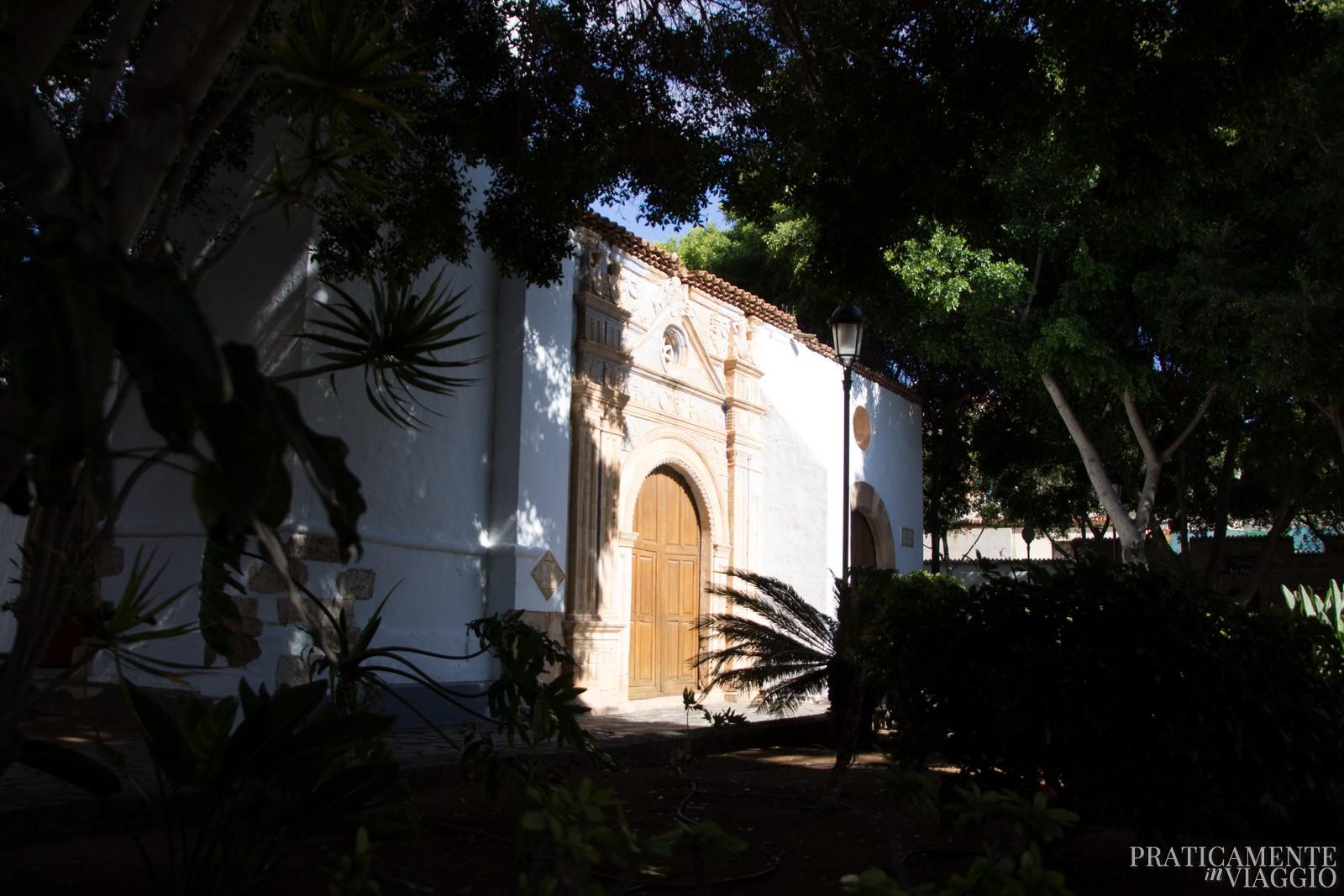 Chiesa di Nuestra Señora de Regla, Pàjara