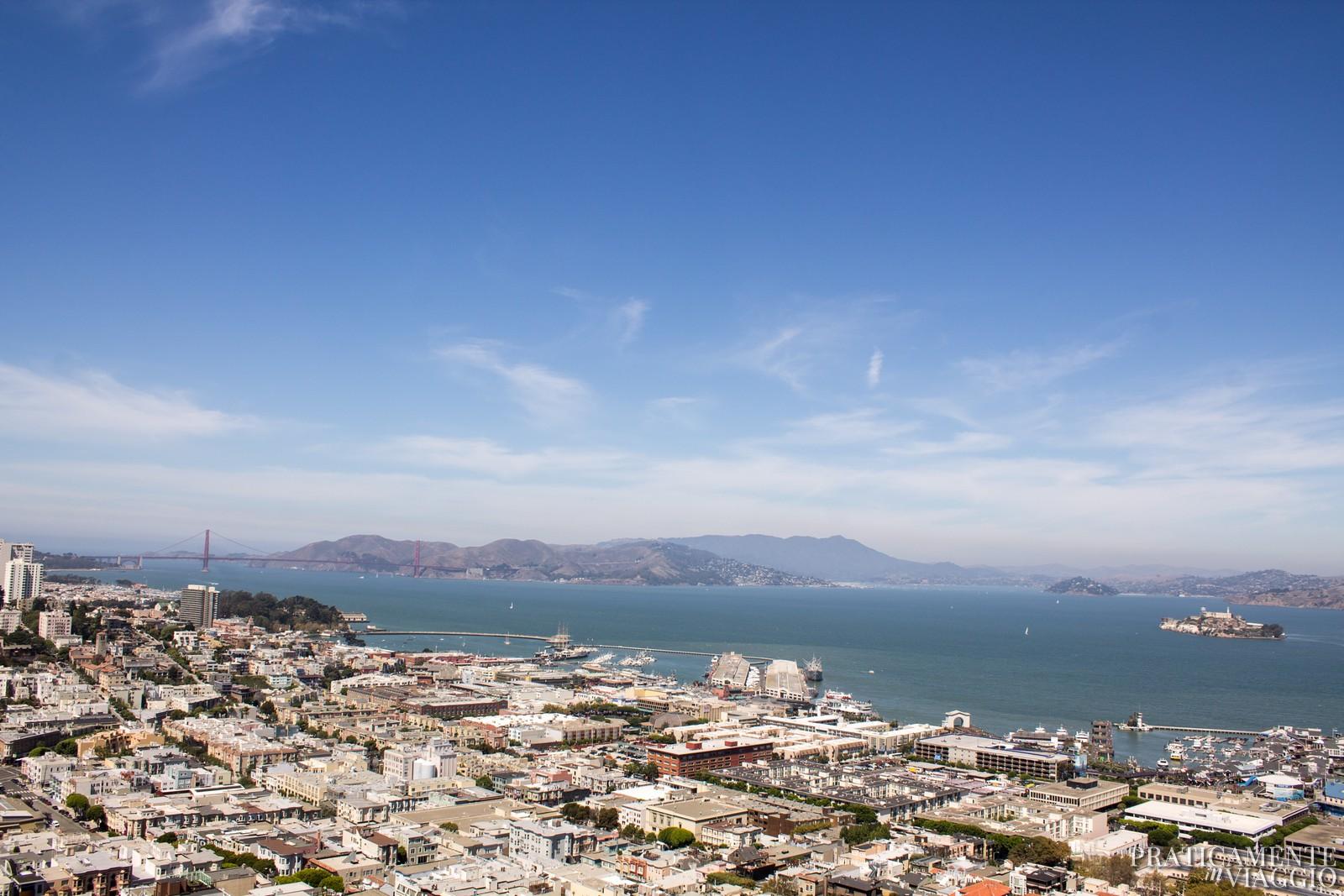 Coit Tower North Beach San Francisco