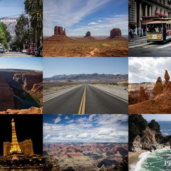 Tour della West Coast
