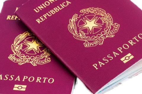 passaporto ESTA