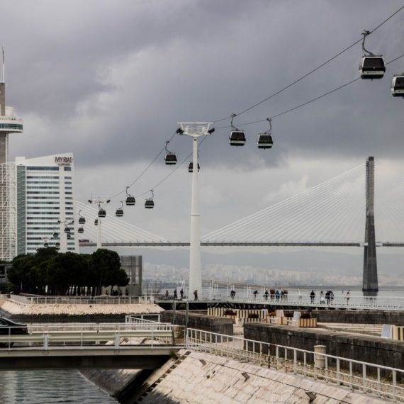 Parco delle Nazioni Lisbona