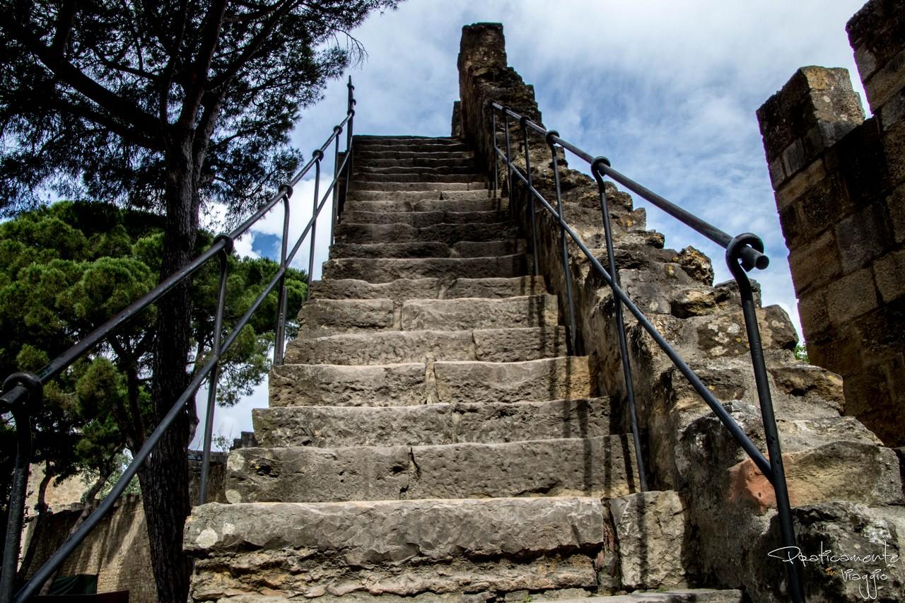Alfama Castello di san giorgio